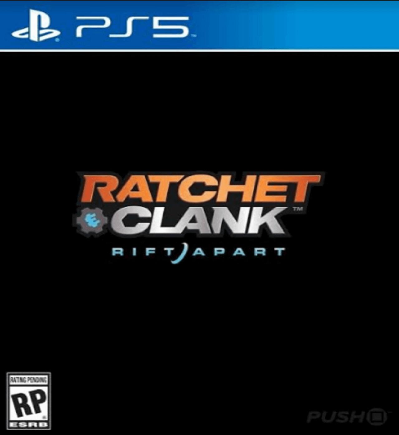 Rachet & Clank Rift Apart